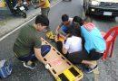 วันที่ 6 ตุลาคม  256รับแจ้งเหตุรถจักรยานยนต์ล้มเอง